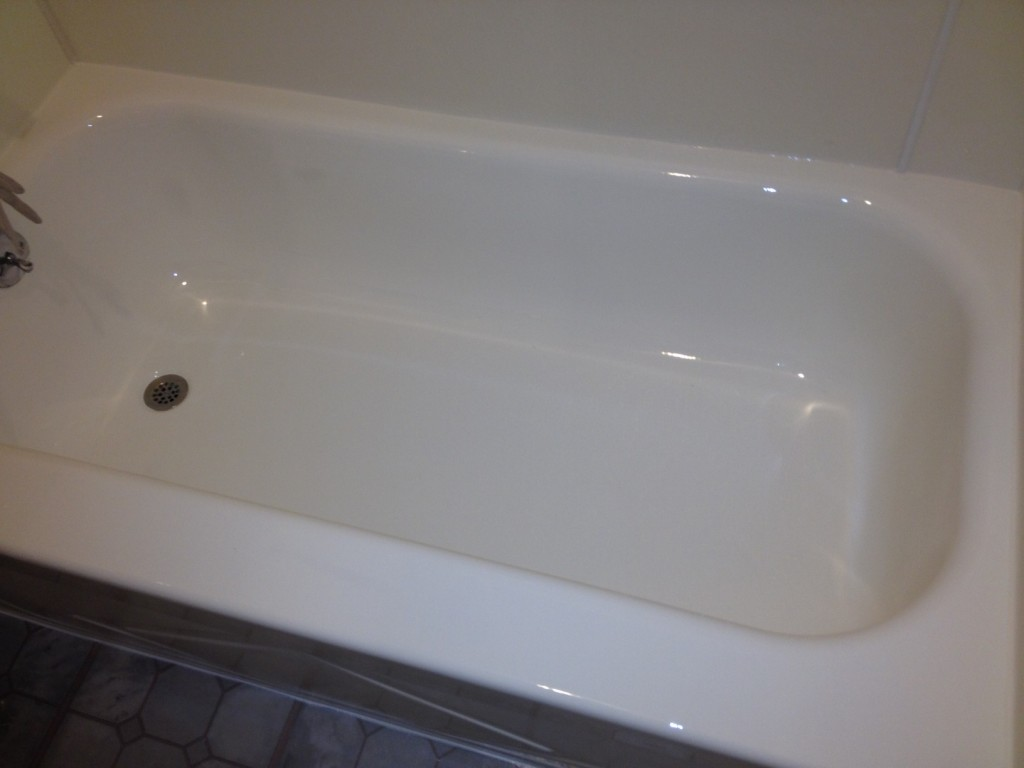 Refinishing reglazing quality tub for Acrylic bathtub liners cost
